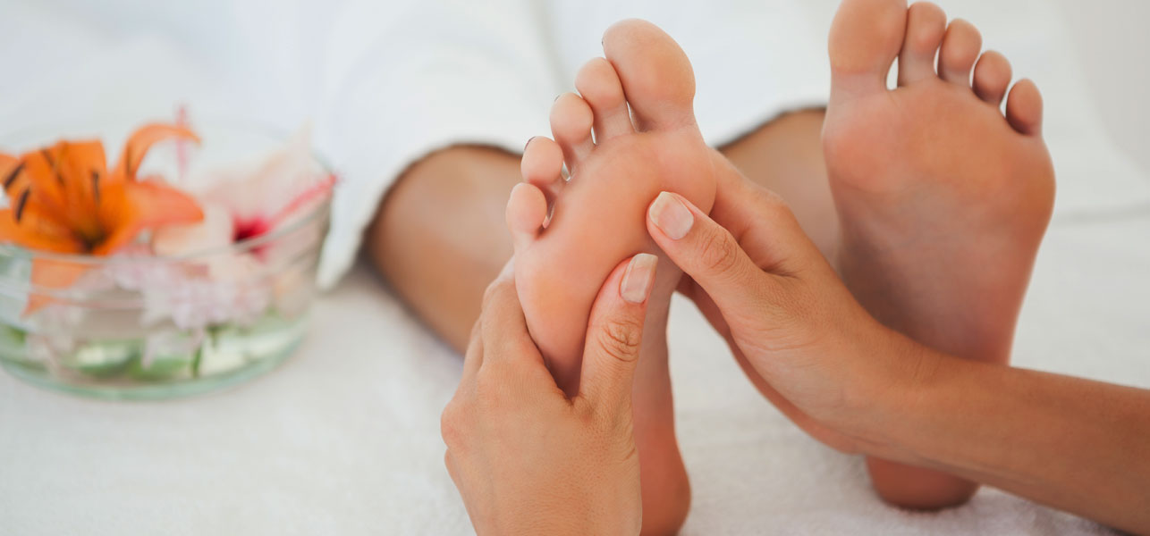 La atención que necesitan tus pies