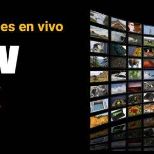 Tv por Internet, canales en vivo – 3 Meses